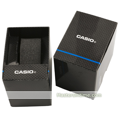 Casio watch 2011