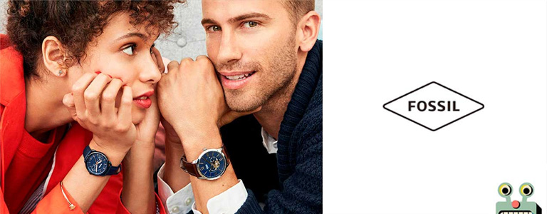<p>Fossil watches</p>