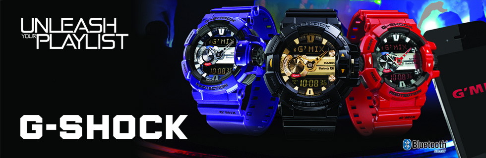 G-Shock Watches you buy at Mastersintime.com