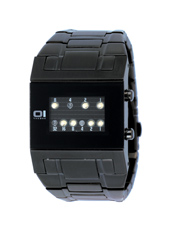 01 The One Kerala-Trance-Medium-Black-Steel KTL202W2 -