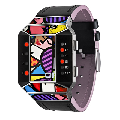 01 The One Split-Screen-by-Romero-Britto SC123R1 - 2011 Spring Summer Collection