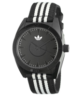 Adidas Santiago-Striped-Black ADH2659 -