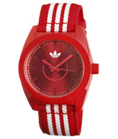 Adidas Santiago-Striped-Red ADH2661 - 2012 Spring Summer Collection