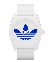 Adidas Santiago-Blue-&-White ADH2704 - 2012 Spring Summer Collection