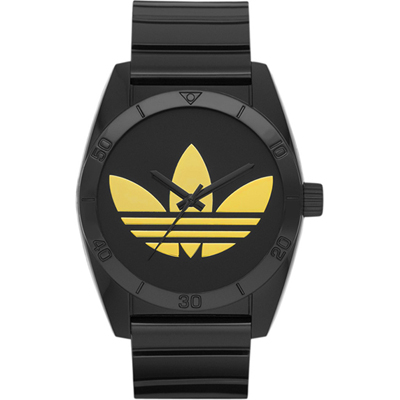 Adidas Santiago-Gold-&-Black ADH2705 - 2012 Spring Summer Collection