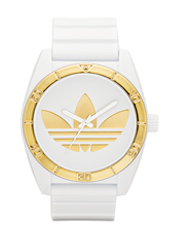Adidas Santiago-Nylon-White-Gold ADH2806 - 2013 Spring Summer Collection