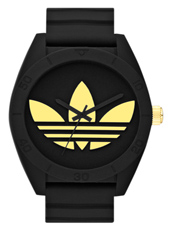 Adidas Santiago-XL-Black-&-Gold ADH2712 -