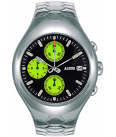 Alessi Nuba-Mens-Green-&-Black AL11012 -