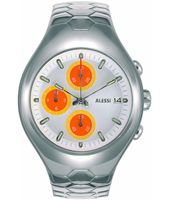 Alessi Nuba-Mens-Orange-&-White AL11013 -