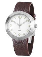 Alessi Watch.it-by-Wiel-Arets-Leather AL16001 -