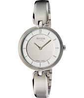 30mm Silver Titanium Lady Watch