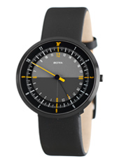 Botta Design Duo-24h-Bicolor-All-Black 259000BE -