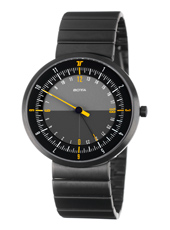 Botta Design Duo-24h-Bicolor-All-Black 259011BE - 2012 Fall Winter Collection