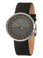 Botta Design Uno-24-Hr-Bicolor-Silver-Case 229010 - 2011 Fall Winter Collection