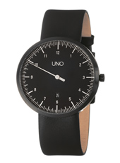 Botta Design Uno-Quartz-All-Black 219010BE - 2011 Fall Winter Collection