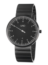 Botta Design Uno-Quartz-All-Black 219011BE - 2012 Fall Winter Collection