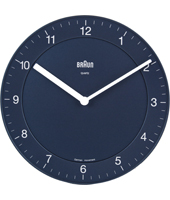 Braun Wall-Clock-Quartz BNC006BLBL -