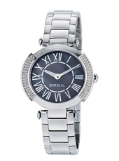 Flaire 35mm Steel Ladies Watch with Roman Numbers