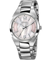 Gap Lady Silver ladies watch with steel bracelet