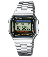 Casio A168WA-1YES A168WA-1YES - 2011 Fall Winter Collection