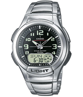 Casio AQ-180WD-1BVES AQ-180WD-1BVES - 2010 Spring Summer Collection