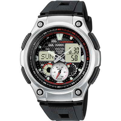 Casio AQ-190W-1AV AQ-190W-1AVEF - 2011 Spring Summer Collection