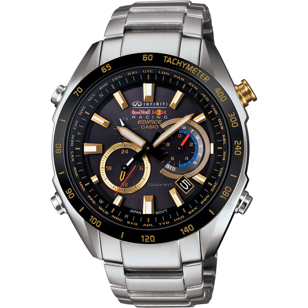 casio edifice eqw t620rb 1aer racing watch red bull f1. Black Bedroom Furniture Sets. Home Design Ideas