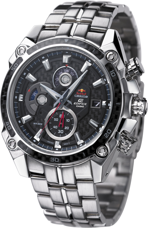 casio edifice efe 504rbsp watch red bull limited edition. Black Bedroom Furniture Sets. Home Design Ideas