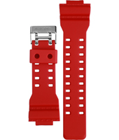 Casio GA-100B-4A-G-SHOCK-Red-Strap AGA-100B-4AER -