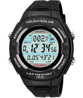Casio LW-S200H-1A-Solar-Lap-Timer LW-S200H-1AEF - 2012 Spring Summer Collection