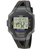 Casio Marathon-Timer WS-110H-1AVHEF - 2012 Spring Summer Collection