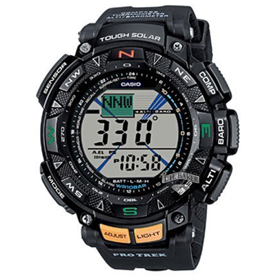 Casio PRG-240-1ER-Pro-Trek PRG-240-1ER - 2010 Fall Winter Collection