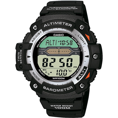 Casio SGW-300H-1AVER SGW-300H-1AVER - 2010 Fall Winter Collection