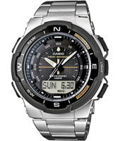 46.80mm Watch with Compass & Thermometer
