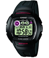Casio W-210-1CVES W-210-1CVES - 2010 Spring Summer Collection
