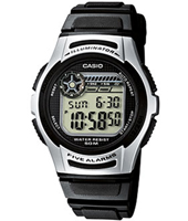 Casio W-213-1AVES W-213-1AVES - 2010 Spring Summer Collection