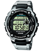 Casio WV-200DE-1A-Radio-Controlled WV-200DE-1AVER - 2010 Spring Summer Collection