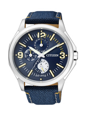 Citizen AP4000-15L-Steel-Eco-Drive AP4000-15L -
