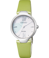 Citizen Citizen-L-Green EM0040-04A -