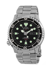 Promaster Sea Gift Set 42mm Automatic 20 ATM Day/Date Diver with Extra Strap & Tool