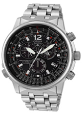Citizen Titanium-Radio-Controlled-Eco-Drive AS4050-51E -