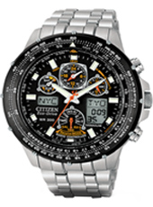 Citizen Super-Skyhawk-Radio-Controlled JY0020-64E -