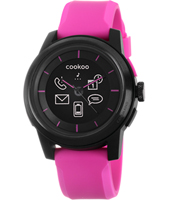 Cookoo Black-On-Pink KP-01 -