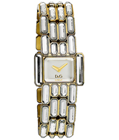 D & G Aristocratic-Time-Bicolor DW0473 -