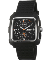 D & G Square-Chrono-Black DW0362 -
