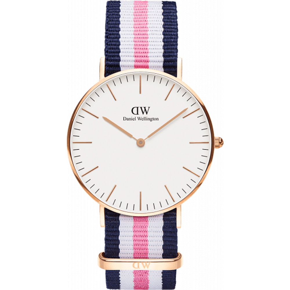 how to wash daniel wellington watch