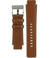 Diesel DZ1045-Brown-Leather-Strap ADZ1045 -