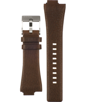 Diesel DZ1101-Brown-Leather-Strap ADZ1101 -