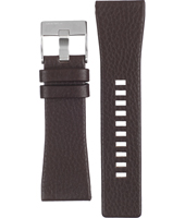Diesel DZ1113-Brown-Leather-Strap ADZ1113 -