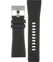 Diesel DZ1116-Black-Leather-Strap ADZ1116 -